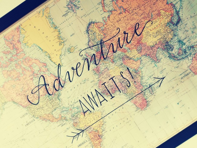 Adventure awaits 3